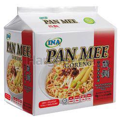 INA Pan Mee Goreng Dried Chilli 5x90gm