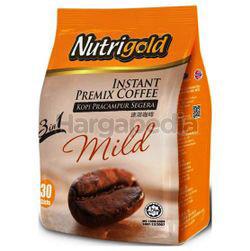 Nutrigold 3in1 Instant Coffee Mild 30x20gm