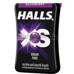 Halls XS Blueberry 25s 15gm