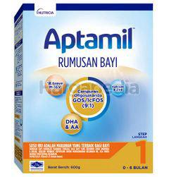 Aptamil Step 1 0-6 Months 600gm