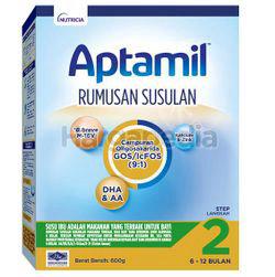 Aptamil Step 2 6-12 Months 600gm