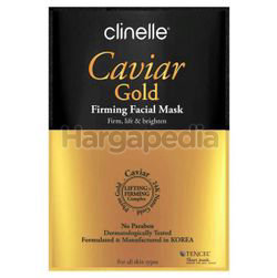 Clinelle Caviar Gold Firming Mask 1s