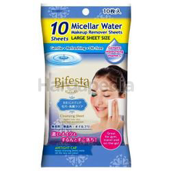 Bifesta Bright Up Cleansing Sheets 10s