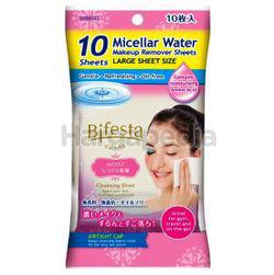 Bifesta Moist Cleansing Sheets 10s
