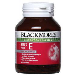 Blackmores Bio E 500 60s