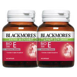 Blackmores Bio E 500 2x60s
