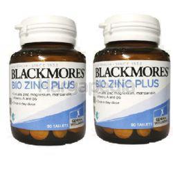 Blackmores Bio Zinc Plus 2x90s