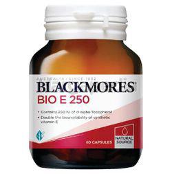 Blackmores Bio E 250 60s
