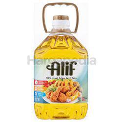 Alif Pure Vegetable Cooking Oil 3kg