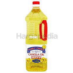 Family Choice Canola Oil 2lit
