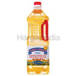 Family Choice Sunflower Oil 2lit