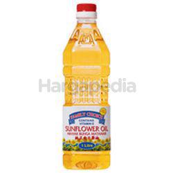 Family Choice Sunflower Oil 1lit
