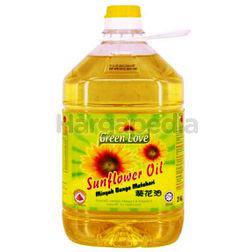 Green Love Sunflower Oil 3lit