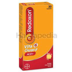 Redoxon Vita Guard Effervescent Orange 30s