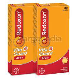 Redoxon Vita Guard Effervescent Orange 2x30s
