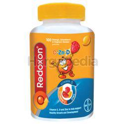 Redoxon Kids C+Zn+D Gummies 100s