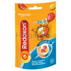 Redoxon Kids C+Zn+D Gummies 25s