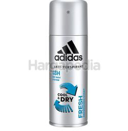 Adidas Men Deodorant Spray Fresh 150ml