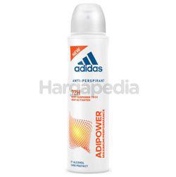 Adidas Women Deodorant Spray Adipower 150ml