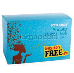 Total Image Beauty Dutox Tea (20+4)x3gm