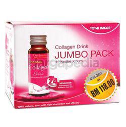Total Image Collagen Drink 12x50ml