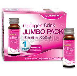 Total Image Collagen Drink (12+3)x50ml