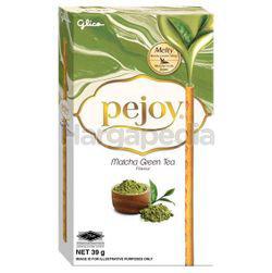 Glico Pejoy Stick Green Tea Matcha 39gm