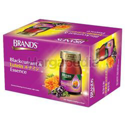 Brand's Blackcurrant & Lutein Essence 6x60ml