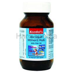 Kordel's Bio Liquid Women's Multi with Fish Oil 30s