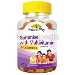 Nature's Way Gummies with Multivitamins 120s