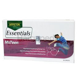 Appeton Essentials MsTeen 30s