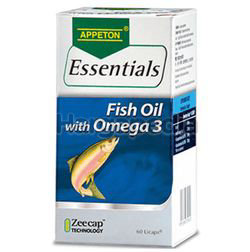 Appeton Essential Fish Oil Omega 3 60s