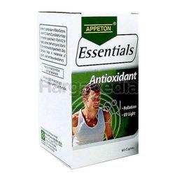 Appeton Essentials Antioxidant 60s