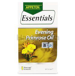 Appeton Essential Evening Primrose Oil 60s