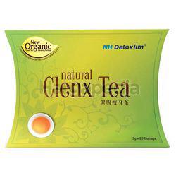 NH Detoxlim Clenx Tea 20s