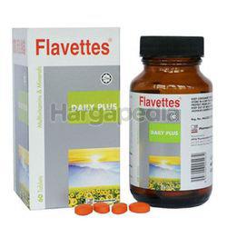 Flavettes Daily Plus Multivitamin & Mineral 60s
