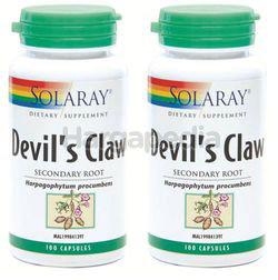 Solaray Devil's Claw 2x100s