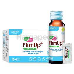 Lennox Firm Up Plus Men Collagen Drink (16+4)x50ml