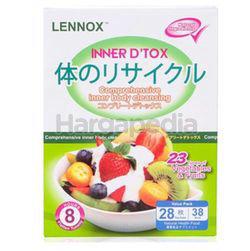 Lennox Inner D'tox 28x10gm