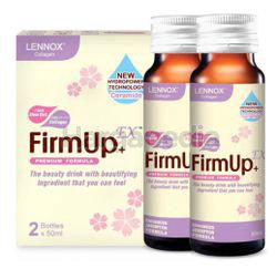 Lennox Firm Up Plus Ex Collagen Drink 2x50ml