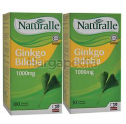 Naturalle Ginkgo 100s + 30s