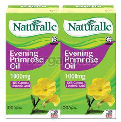 Naturalle Evening Primrose Oil 1000mg 2x100s