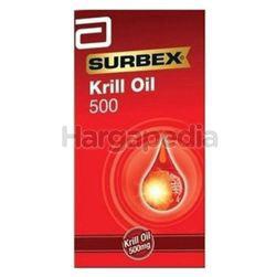 Surbex Krill Oil 500mg 30s