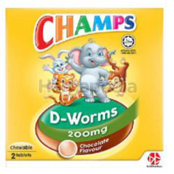 Champs D-Worms Tablet 2s