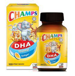 Champs DHA 100mg 100s