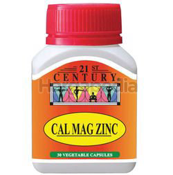 21st Century Cal Mag Zinc 30s
