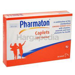 Pharmaton Caplet with Selenium 30s