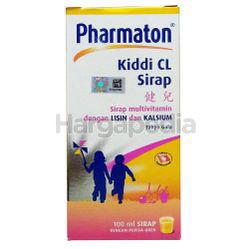 Pharmaton Kiddi CL Syrup 100ml