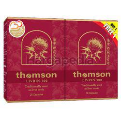 Thomson Livrin 300mg 30s+30s