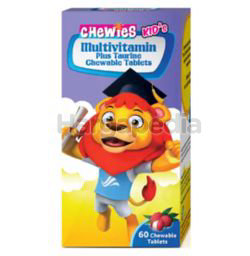 Chewies Multivitamin with Taurine 60s